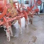 Coltelli del trattore per il sistema a iniezione